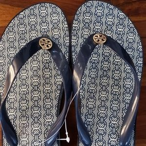 a8b0c699853 Tory Burch Shoes - TORY BURCH Women's Cut-Out Wedge Flip-Flops